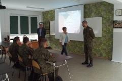 Spotkanie z weteranem misji pokojowych